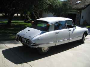 1972 Citroen DS21: Brilliant Bar of Used Soap | Totally ...