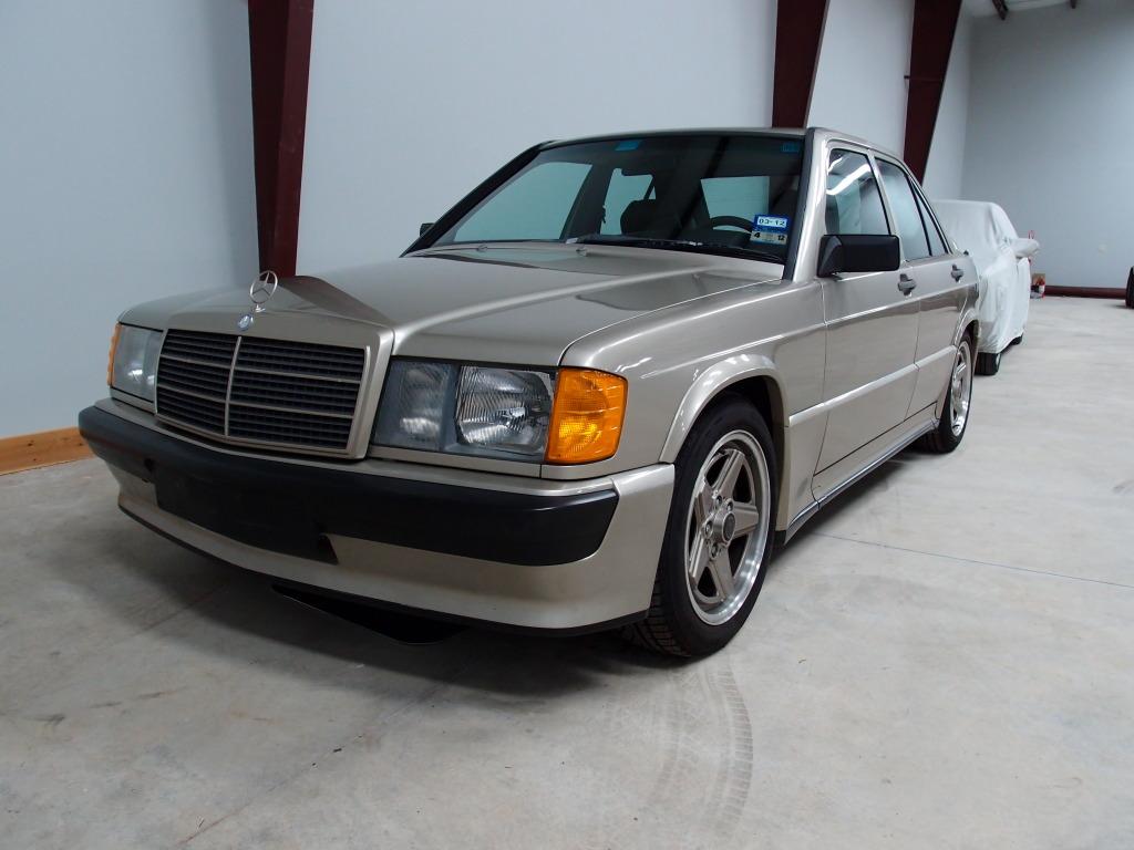 1985 Mercedes-Benz 190... Future Cars Mercedes Benz
