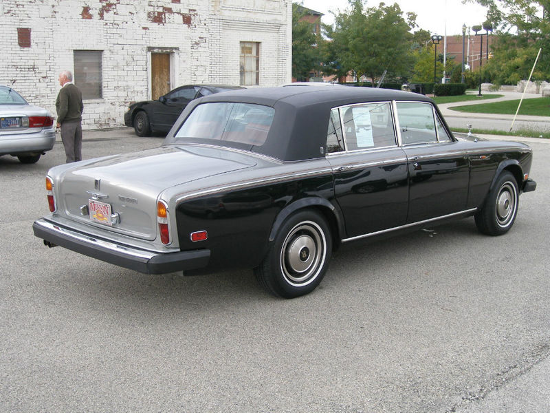 1979 Rolls Royce Silver Wraith Ii No I Won T Pass The