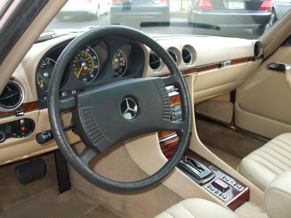 1979 MercedesBenz 450SLC 50 Homologation Special Barn Find
