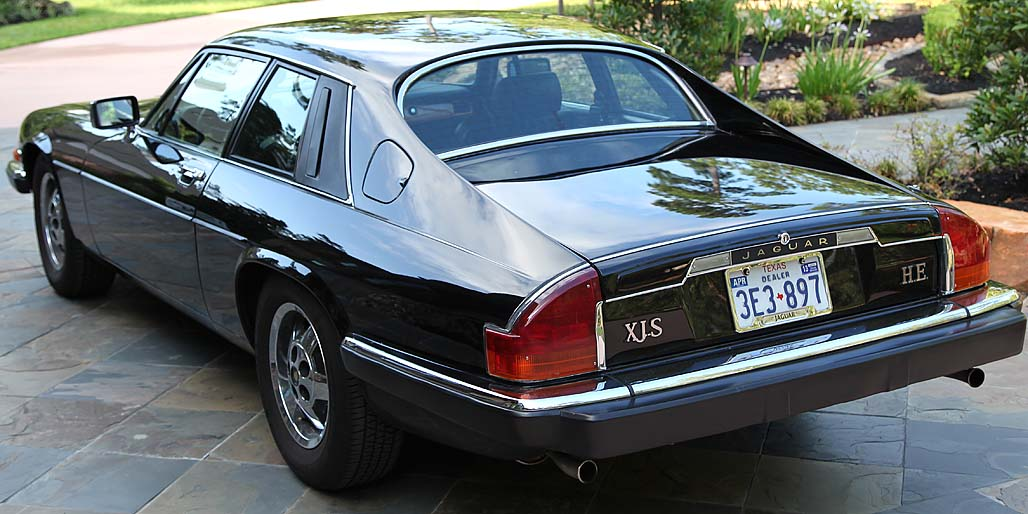 1984 Jaguar XJS HE V12  Flying Buttresses Abound  Totally