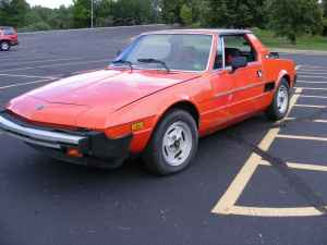 1983 Fiat X1/9: Disposable Sports Car #1 | Totally That Stupid
