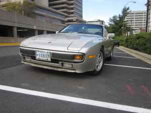 1983 Porsche 944 Disposable Sports Car 5  Totally That Stupid