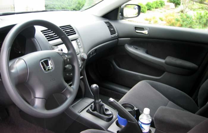 2004 honda accord stick shift