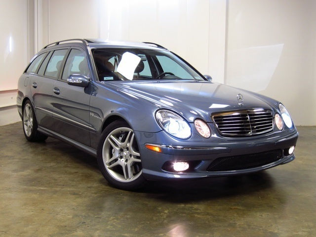 get one while the gettin is good 2006 mercedes benz e55 amg wagon totally that stupid. Black Bedroom Furniture Sets. Home Design Ideas
