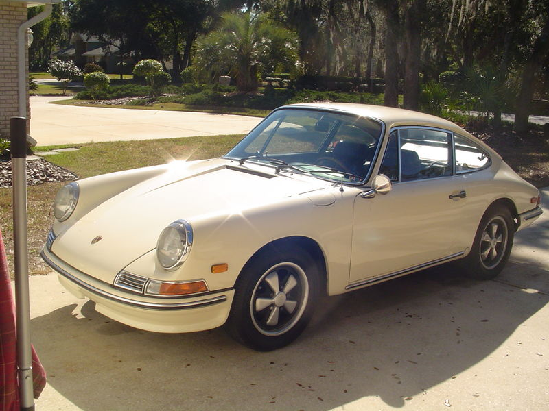 Sub-$10K Steal: 1968 Porsche 912 coupe | Totally That Stupid