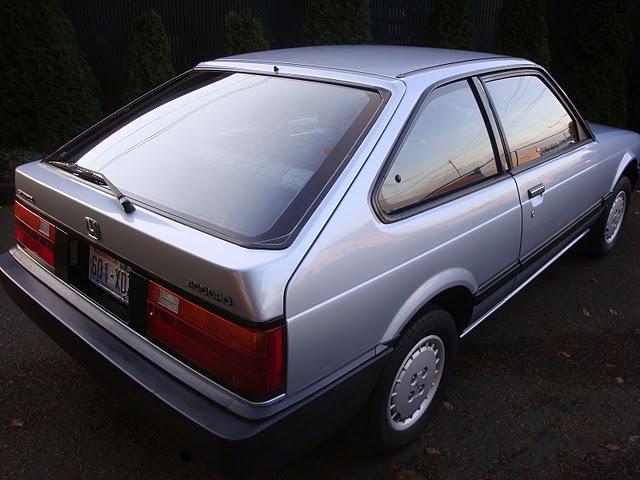 1985 honda accord hatchback  love the 1980s  have i got a