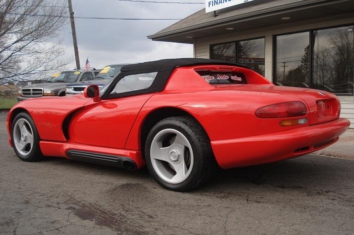 1994 Dodge Viper Rt 10 Think Cobra Totally That Stupid