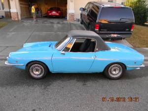 1969 Fiat 850 Spider Disposable Sports Car 7 Totally