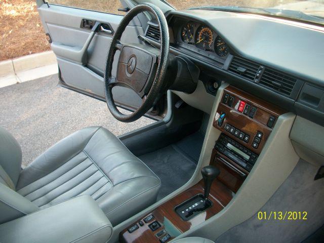 1986 mercedes benz 300e extraordinarily clean everyday for Mercedes benz 1986 e300