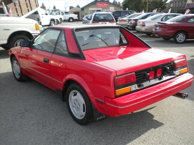 1986 Toyota Mr2 Disposable Sports Car 6 Totally That