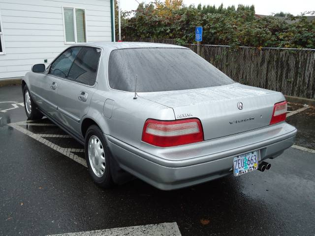 1993 Acura Vigor Gs Honda Builds An Audi Totally That