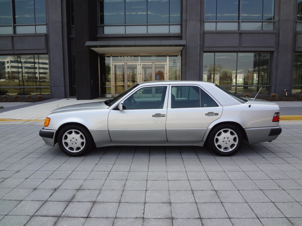 1993 Mercedes-Benz 500E: Are Values for Good Ones on the Rise