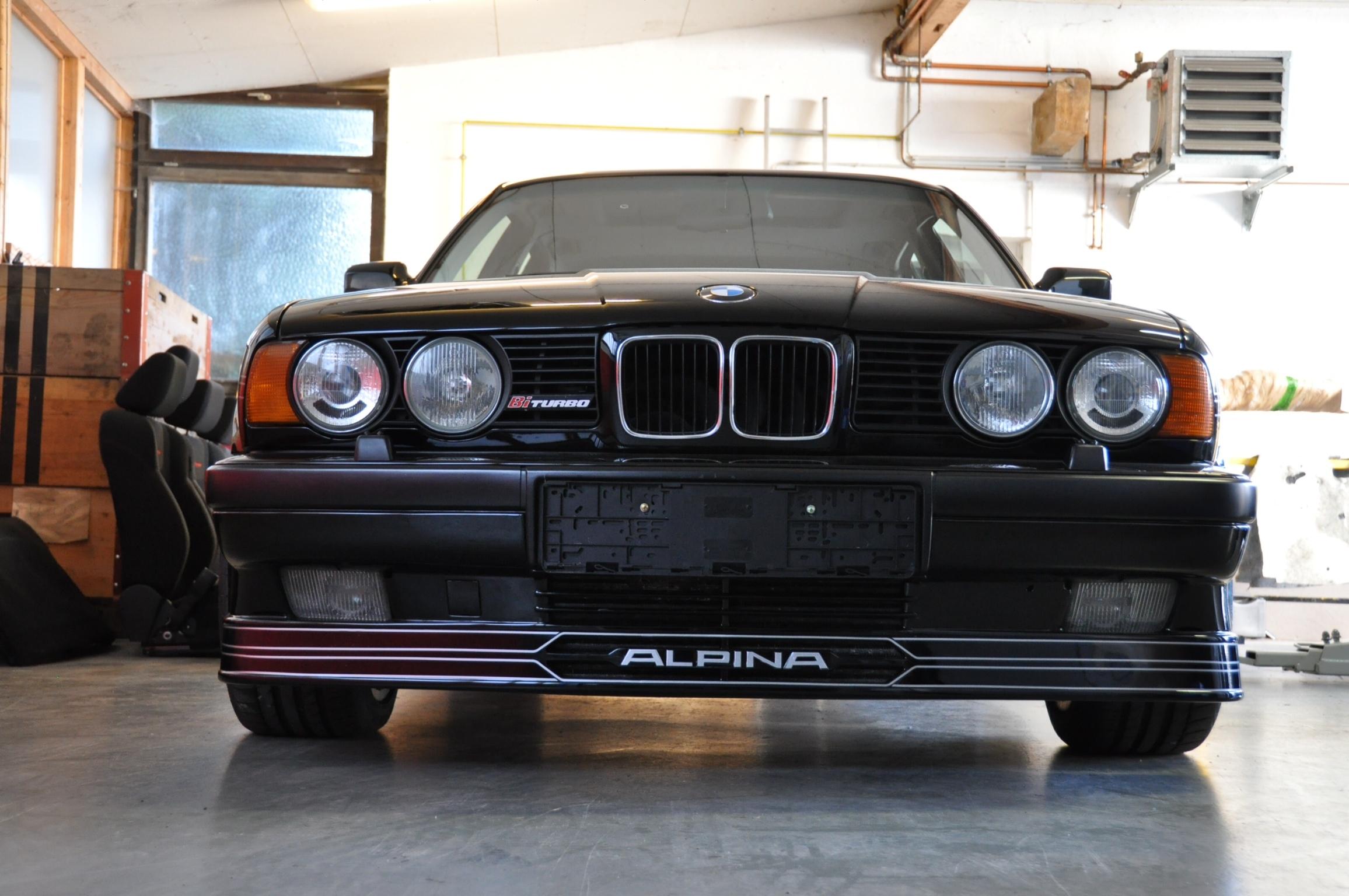 1990 Alpina B10 Bi-turbo: Brilliant Bargains on eBay Germany ...