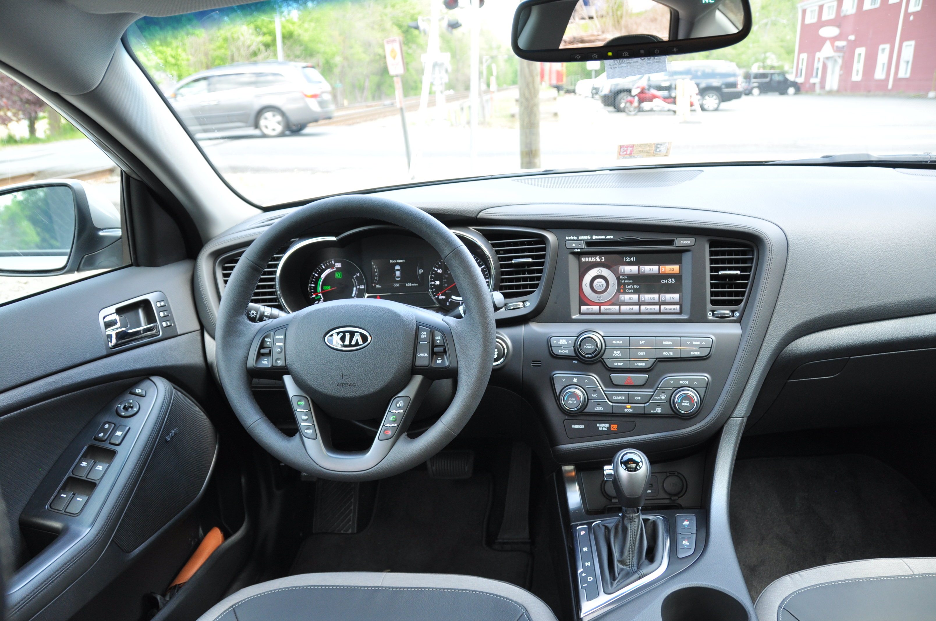 Well, Most Importantly Kia Identified The Steering Problem. Apparently  There Was A Glitch That Was Causing This Problem That Made ...
