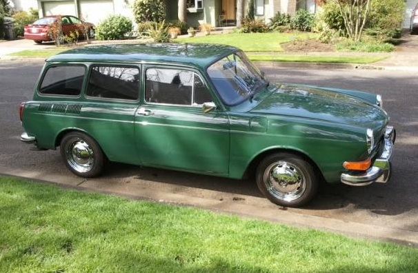 1970 Vw Type Iii Squareback Hip To Be Square Totally