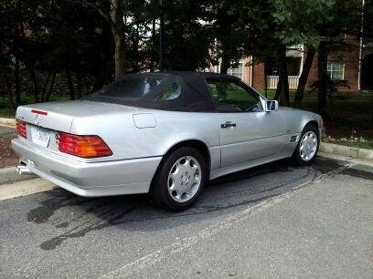 1995 mercedes benz sl500 are you feeling lucky totally for 1995 mercedes benz sl500