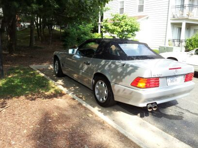 1995 sl500 4 1995 mercedes benz sl500 are you feeling lucky? totally that stupid  at creativeand.co