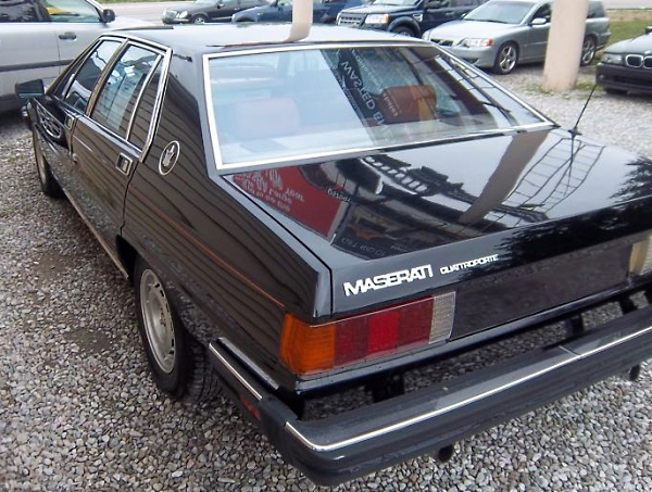 service manual 1984 maserati quattroporte radio. Black Bedroom Furniture Sets. Home Design Ideas