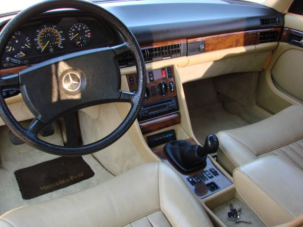 1983 mercedes benz 280se just because it s tubby doesn t mean it s rh totallythatstupid com 6-Speed Manual Transmission 6-Speed Manual Transmission