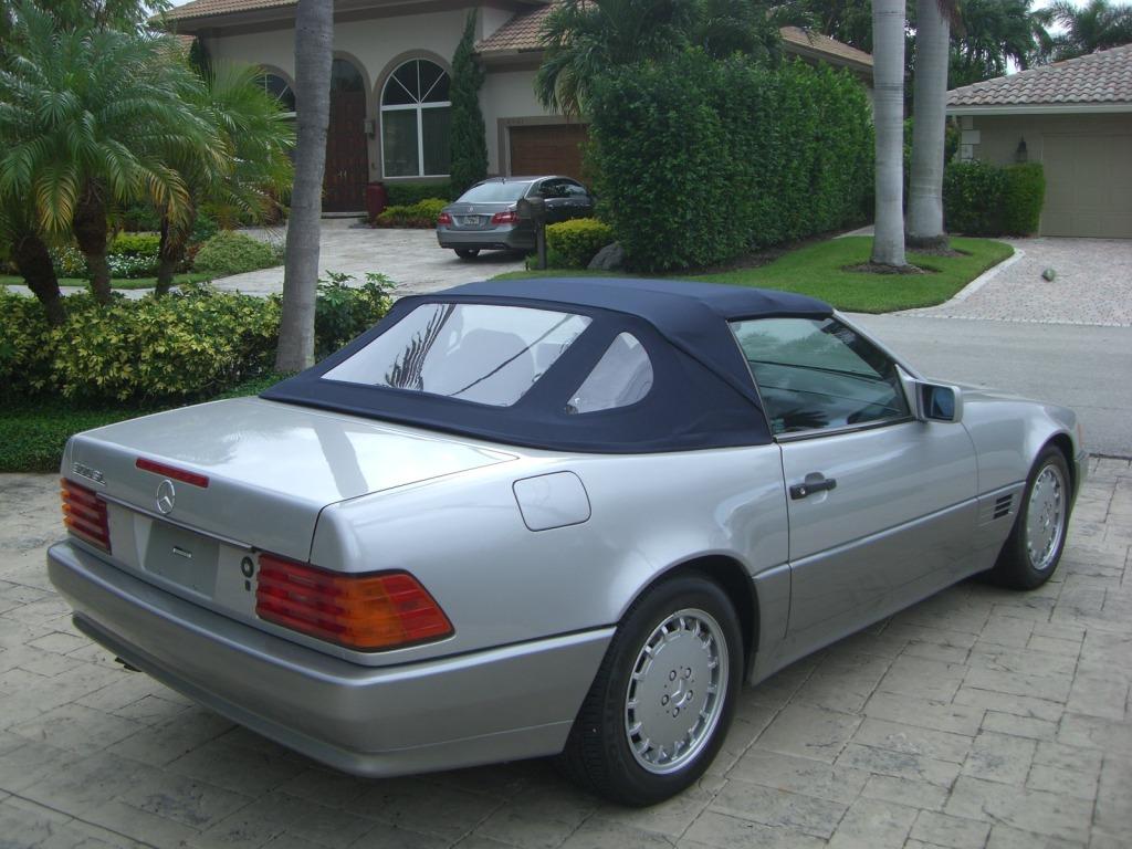 1991 mercedes 300 sl