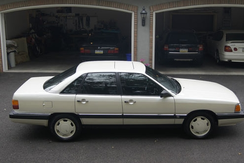 1986 Audi 5000cs Turbo Quattro A Shame To Drive It
