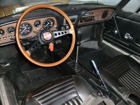 1970 Fiat 850 Spider - 4