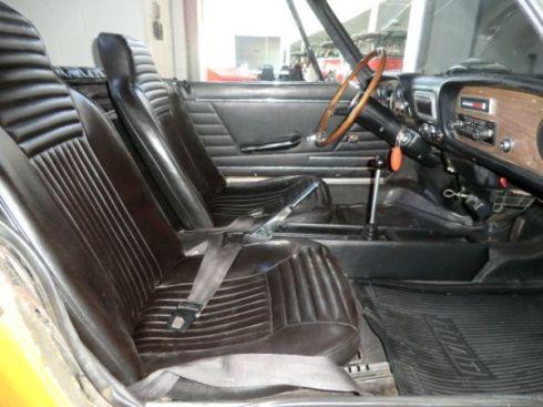1970 Fiat 850 Spider - 5