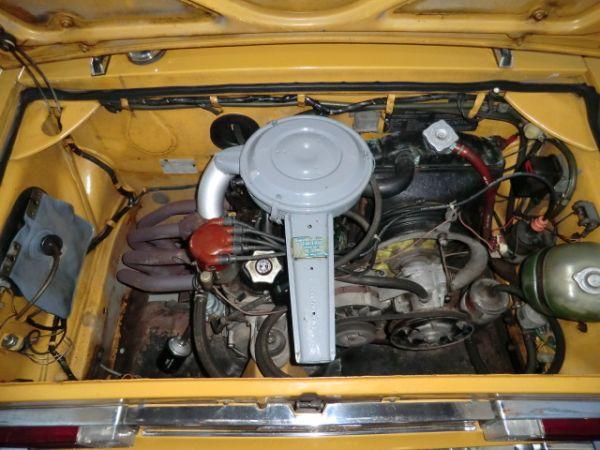 1970 Fiat 850 Spider - 6