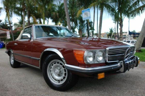 1983 Mercedes 280SL - 2