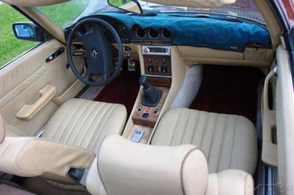 1983 Mercedes 280SL - 3