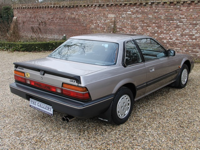 1985 Honda Prelude - 2