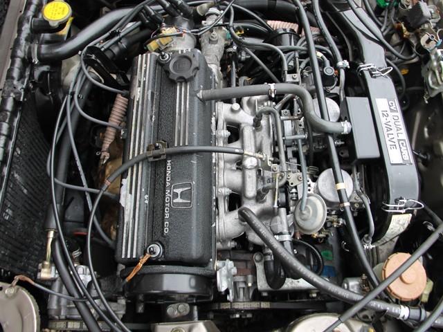 1985 Honda Prelude - 4