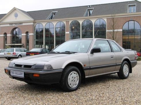 1985 Honda Preslude - 1