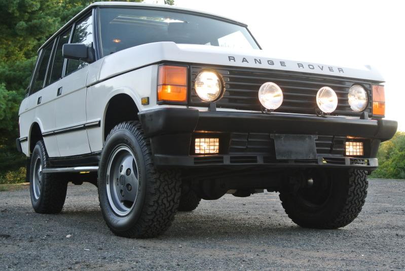 1992 Range Rover Classic - 1