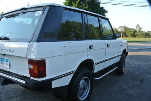 1992 Range Rover Classic - 2