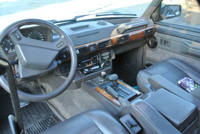 1992 Range Rover Classic - 3