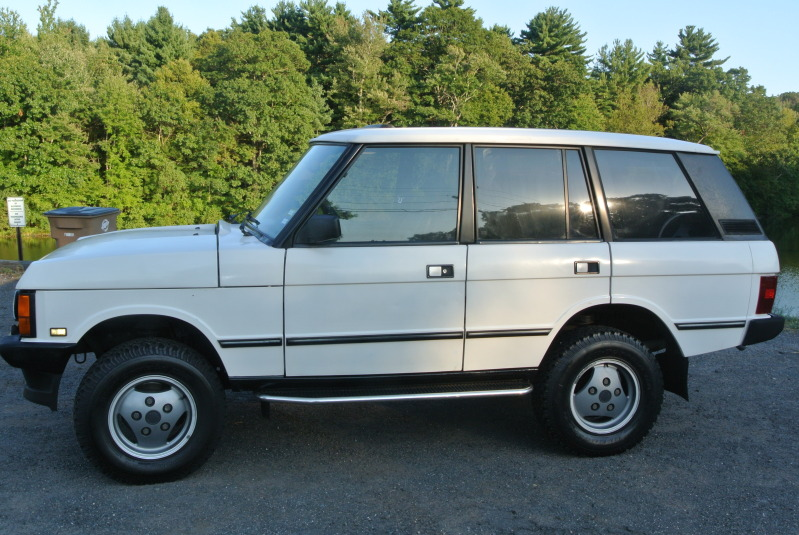 1992 Range Rover Classic Bad Ones Can Go Anywhere