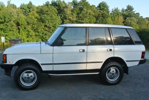 1992 Range Rover Classic - 5