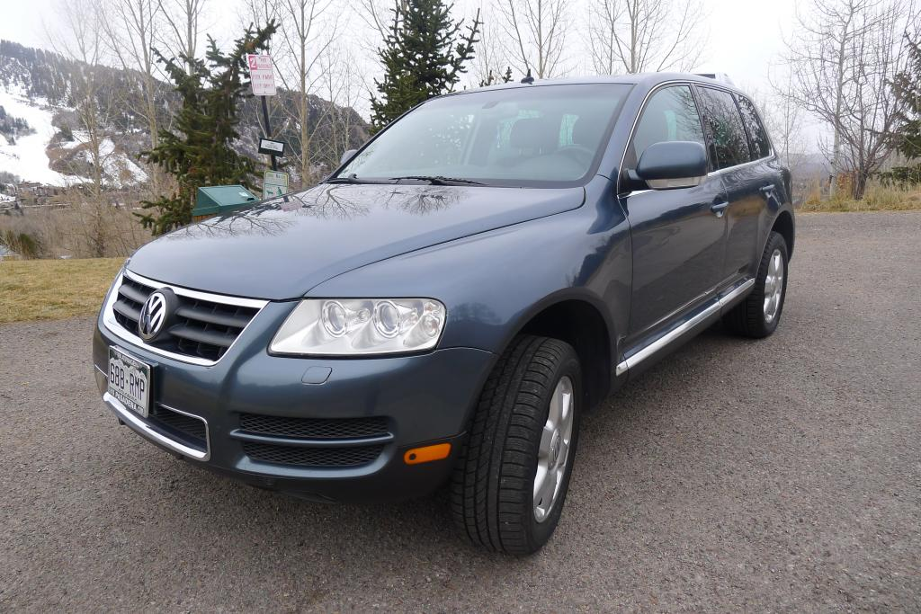2004 Volkswagen Touareg V10 Tdi Torque Much Totally That Stupid Car Geekdom And A Little Bit Of Life