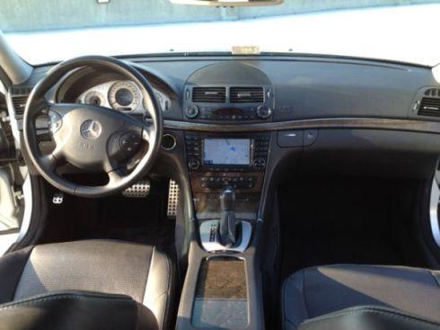 2005 E55 -3