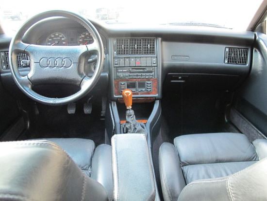 Dealer Daily Lexus >> 1993 Audi 90 Sport: Rarely This Nice | Totally That Stupid