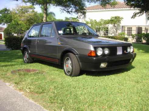 Fiat Ritmo - 1