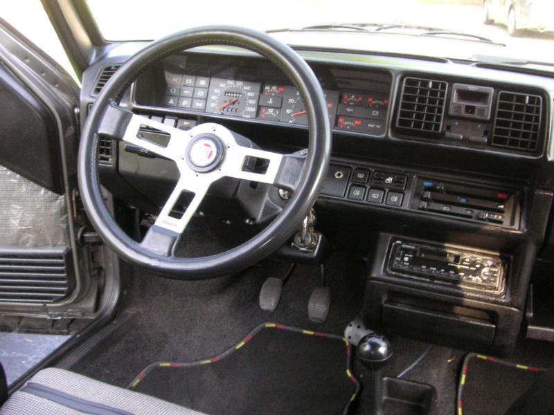 Fiat Ritmo - 6