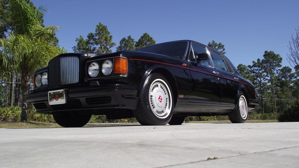 1989 Bentley Turbo R - 1