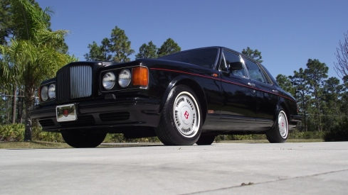 1989 Bentley Turbo R - 1