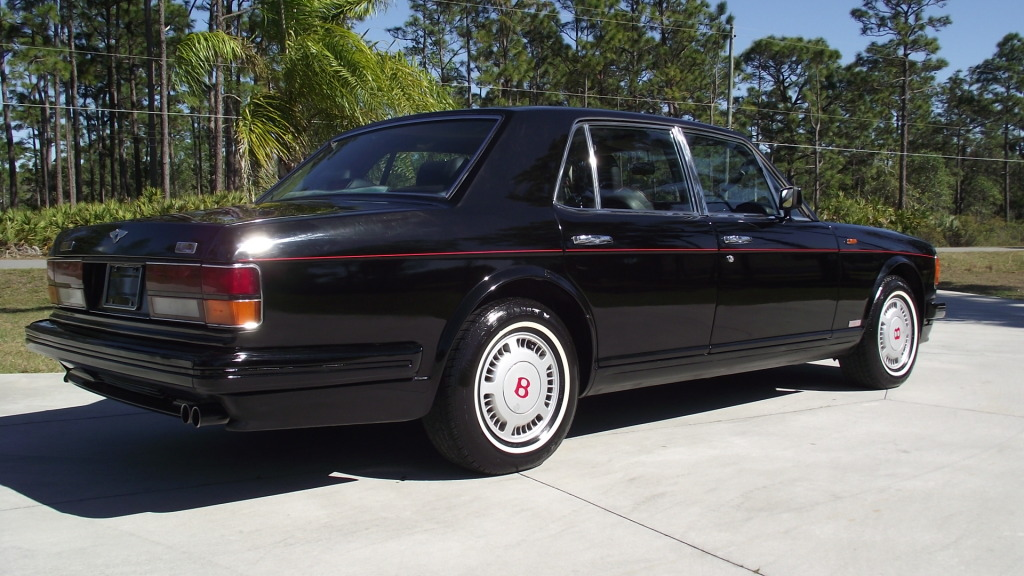 Buy Here Pay Here Tampa >> 1989 Bentley Turbo R: For the Price of a Six Year-old ...