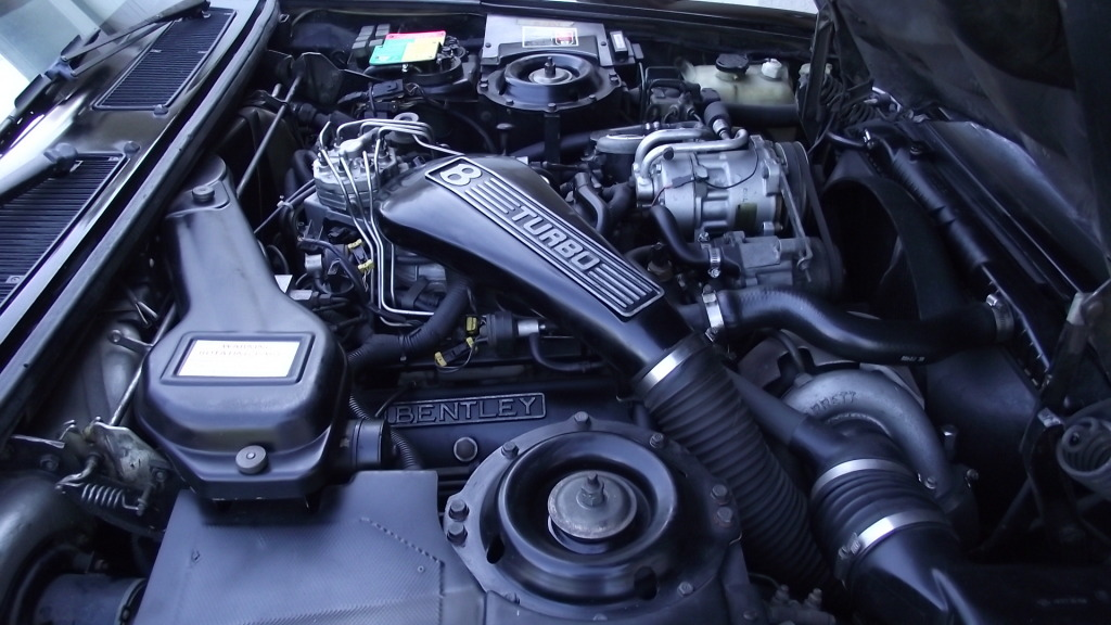 1989 Bentley Turbo R - 6