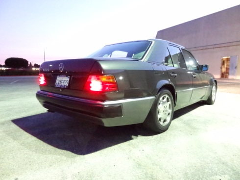 1992 Mercedes 500E - 2