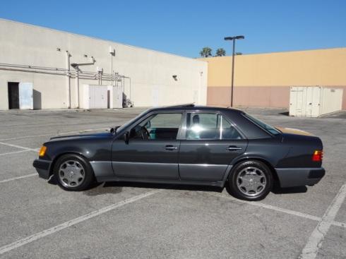 1992 Mercedes 500E - 3